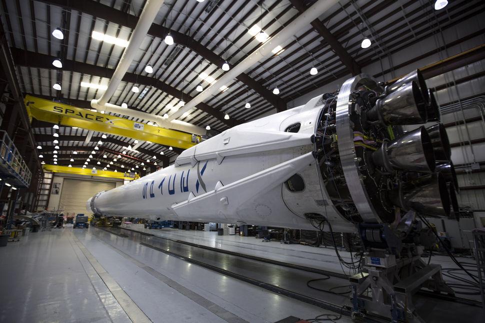 Стартап Илона Маска, SpaceX