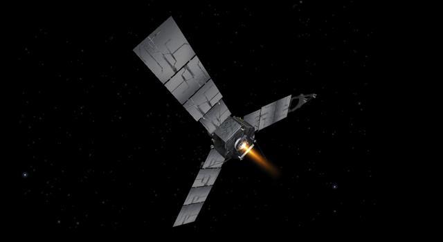 Юнона — автоматическая межпланетная станция