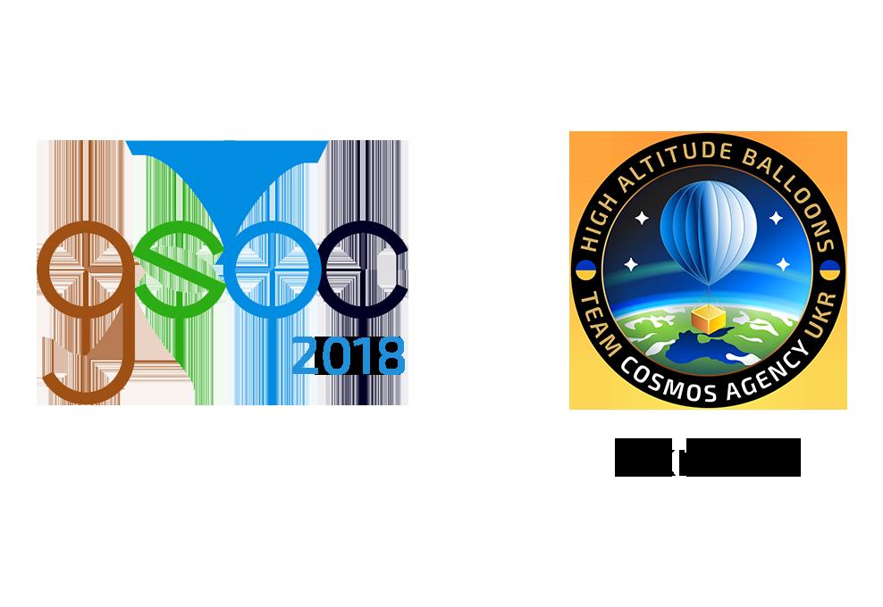 Команда Cosmos Agency на Global Balloon Challenge