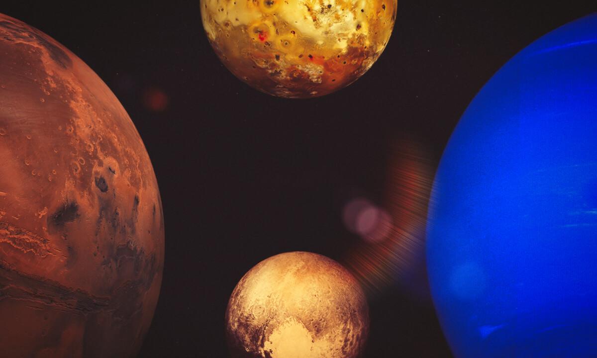 свое время картинки настоящего космоса и всех планет сорок лет молодость