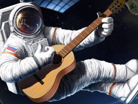 Как шутят космонавты
