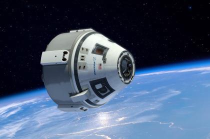 Космический корабль Boeing CST-100