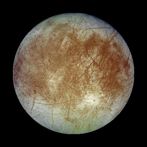 Европа спутник Юпитера