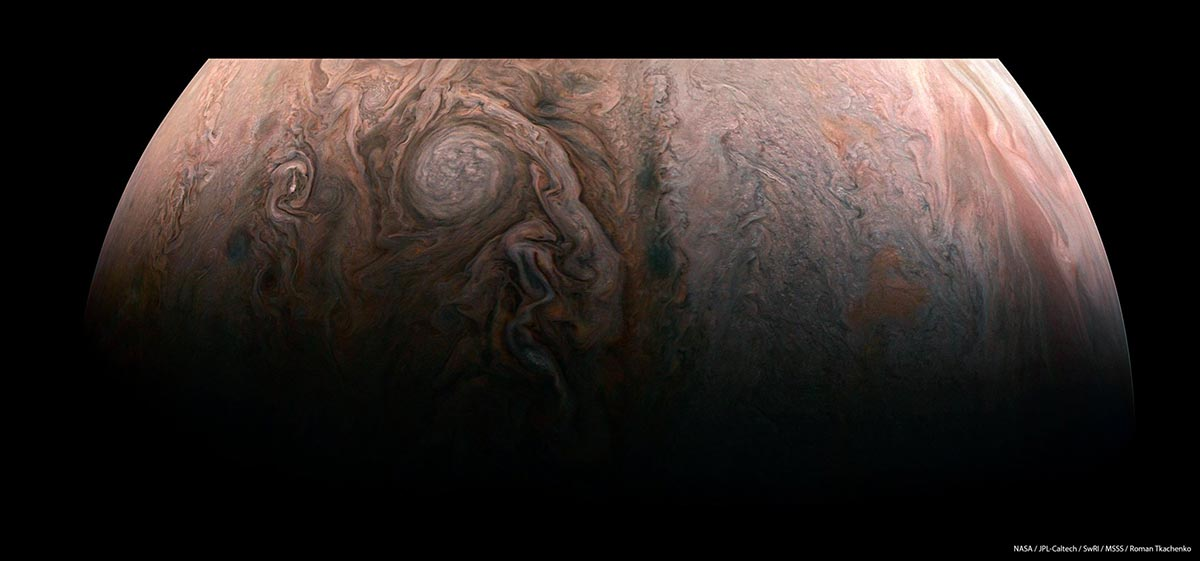 Жемчужина Юпитера