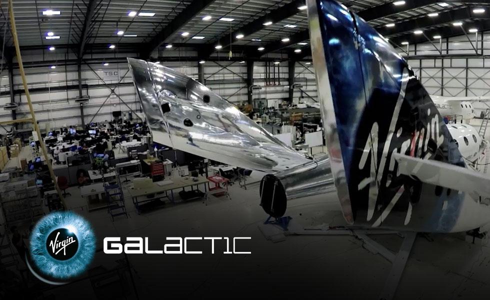 Virgin Galactic космический туризм