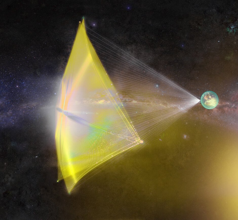 Breakthrough Starshot