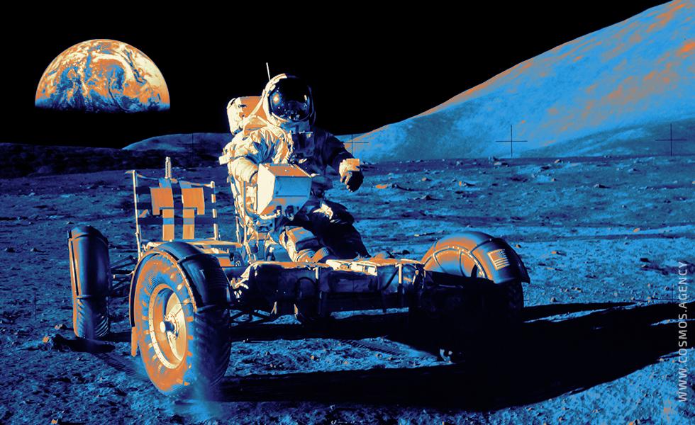 Сколько человек ходило по Луне?