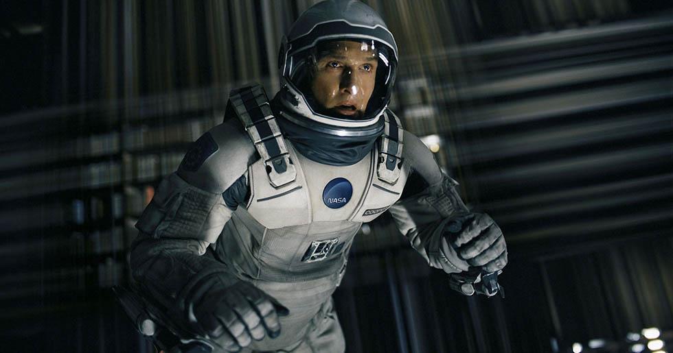 Фильмы про космос: Интерстеллар
